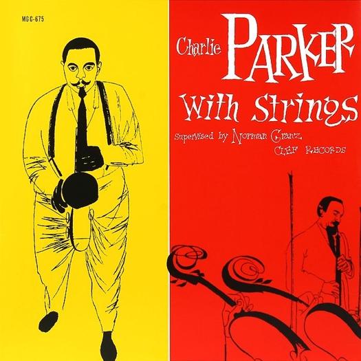 Charlie Parker. Charlie Parker With Strings (LP)