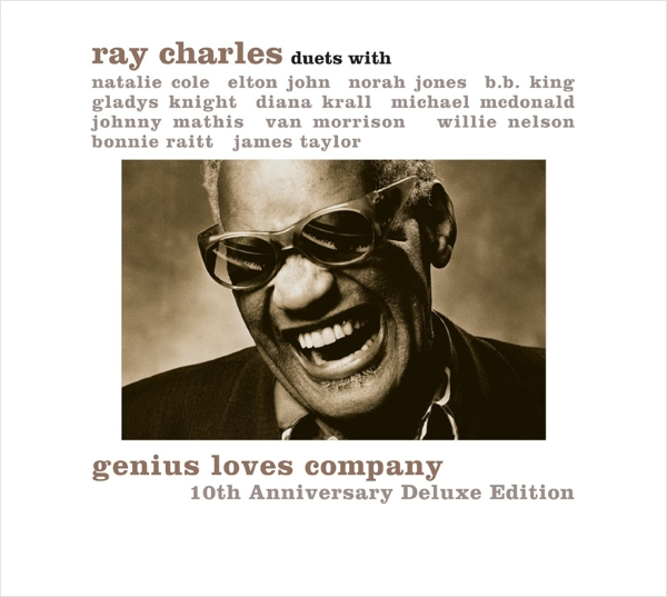 Ray Charles. Genius Loves Company (2 LP) рэй чарльз ray charles king of cool the genius of ray charles 3 cd