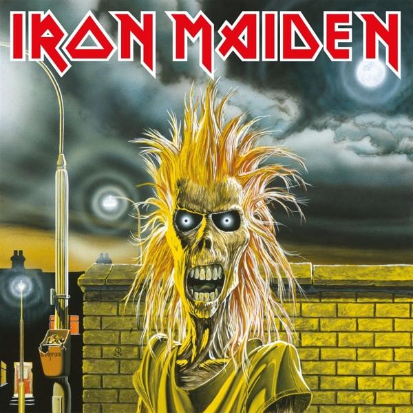 Iron Maiden. Iron Maiden (LP)