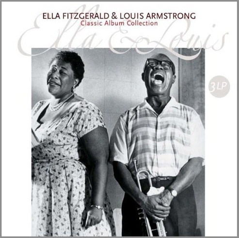 Louis Armstrong & Ella Fitzgerald. Classic Album Collection (3LP)