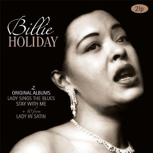 Billie Holiday. Lady Sings the Blues & Stay With Me + 10 From Lady In Satin (2 LP)