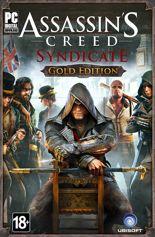 Assassin's Creed: Синдикат (Syndicate). Gold Edition (Цифровая версия) south park the fractured but whole gold edition цифровая версия