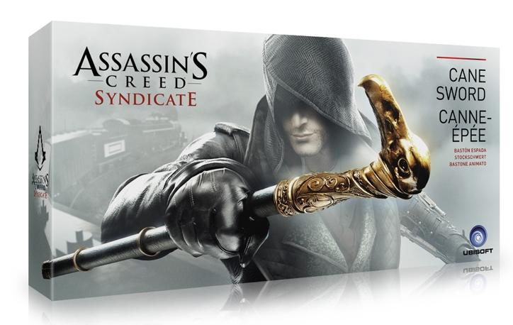 Трость-клинок Assassin's Creed Синдикат