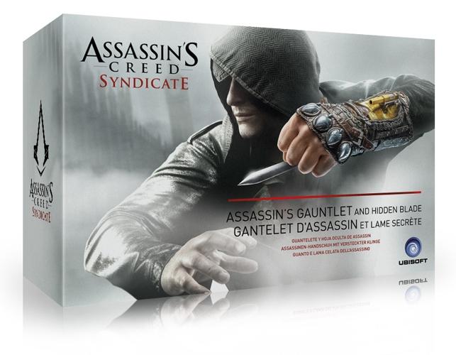 Наруч со скрытым клинком Assassin's Creed Синдикат от 1С Интерес