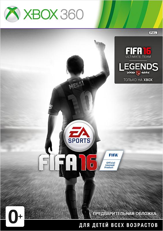 FIFA16[Xbox360]FIFA 16 – это инновации во всем. Окунитесь в сбалансированную, реалистичную и захватывающую игру. Играйте в своем стиле и соревнуйтесь на новом уровне. Вы получите уверенность в защите, возьмете контроль над центром поля и сможете создать еще больше фантастических моментов.<br>