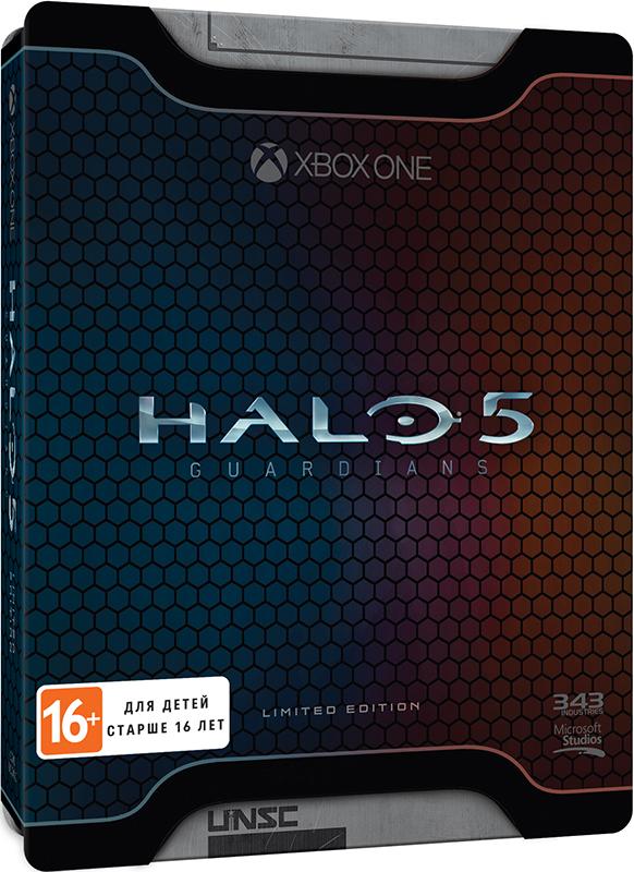 Halo 5: Guardians. Ограниченное издание [Xbox One]