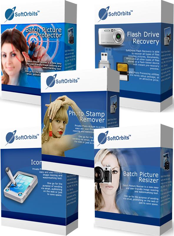 SoftOrbits. Пакет программ для фотолюбителя (Цифровая версия)SoftOrbits. Пакет программ для фотолюбителя – набор популярных решений SoftOrbits для обработки фотографий и восстановления карт памяти.<br>