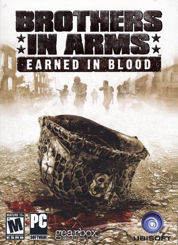 Brothers in Arms: Earned in Blood [PC, Цифровая версия] (Цифровая версия) kids in glass houses in gold blood