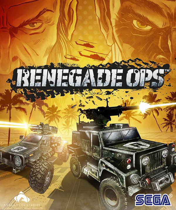 Renegade Ops  лучшие цены на игру и информация о игре