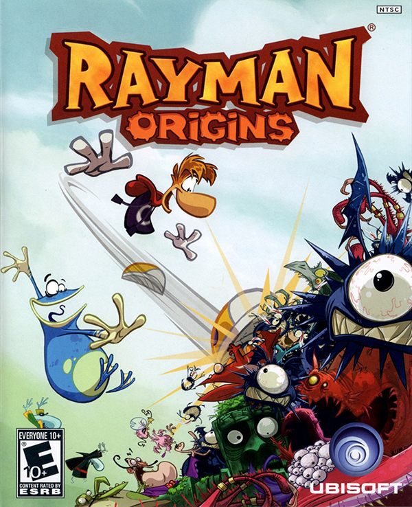 Rayman Origins [PC, Цифровая версия] (Цифровая версия) rlc 072 p vip 180 0 8 e20 8 original projector lamp with housing for pjd5233 pjd5353 pjd5523w