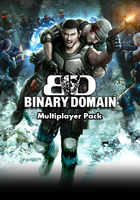 Binary Domain. Multiplayer Pack