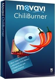 Movavi ChiliBurner. Персональная лицензия (Цифровая версия)Записывайте и копируйте CD/DVD и диски Blu-ray.<br>