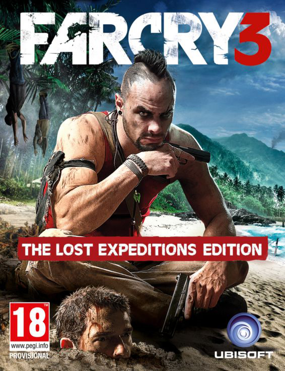 Far Cry 3. The Lost Expedition Edition (Цифровая версия) earth 2 vol 3 battle cry the new 52