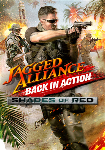 Jagged Alliance. Снова в деле. Оттенки красного DLC 1 (Цифровая версия)