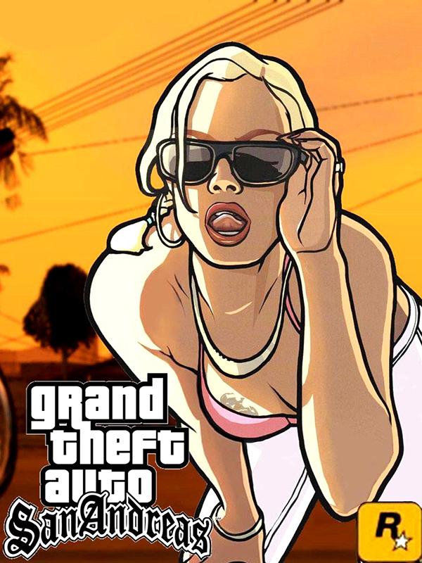 Grand Theft Auto: San Andreas [PC, Цифровая версия] (Цифровая версия) grand theft auto online стартовый набор преступная организация дополнение [pc цифровая версия] цифровая версия