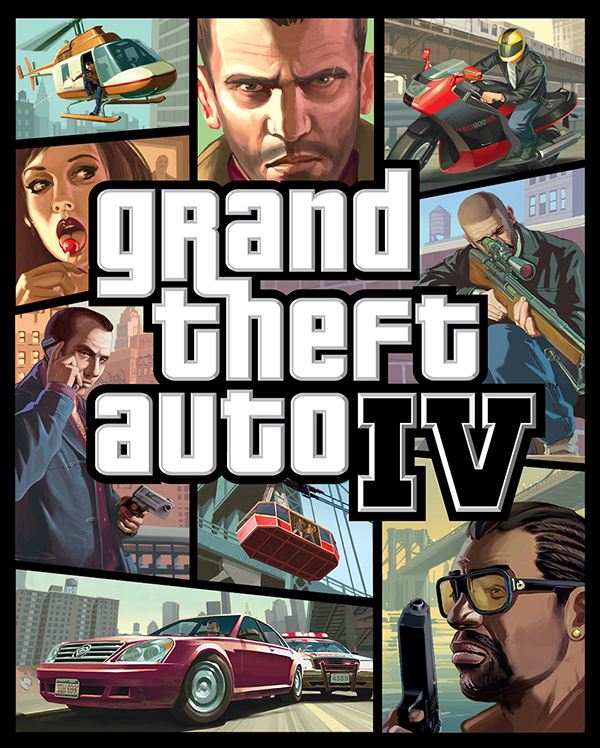Grand Theft Auto IV (Цифровая версия)Герой игры Grand Theft Auto IV &amp;ndash; Нико Беллик – свежеиспеченный эмигрант из Восточной Европы, надеется забыть темное прошлое и обрести светлое будущее. Роман, его двоюродный брат, грезит о покорении Либерти-Сити – города безграничных возможностей.<br>