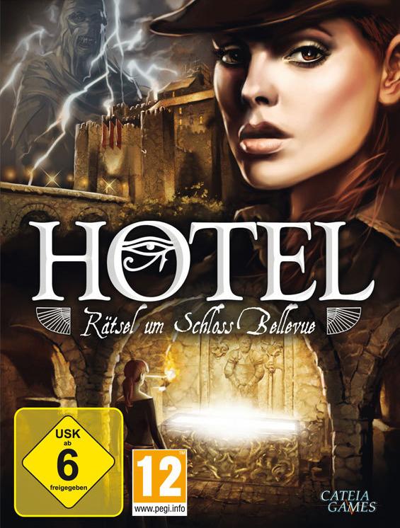 Отель (Цифровая версия)Отель – отважная девушка-детектив – в поисках загадочного артефакта! Помогите решительной красавице раскрыть тайны древнего замка, превращенного в роскошный отель.<br>