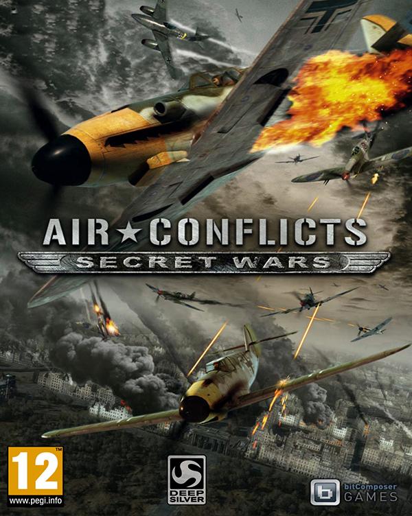 Air Conflicts: Secret Wars (Цифровая версия)