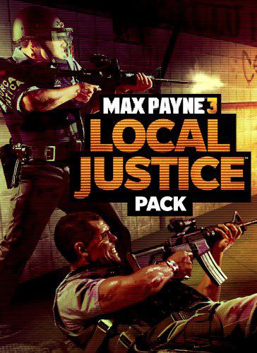 Max Payne 3. Набор «Местное правосудие»  лучшие цены на игру и информация о игре