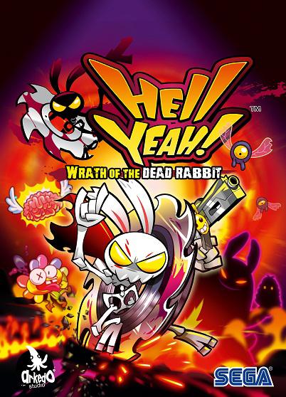 Hell Yeah! Набор «Прокачай своего кролика»