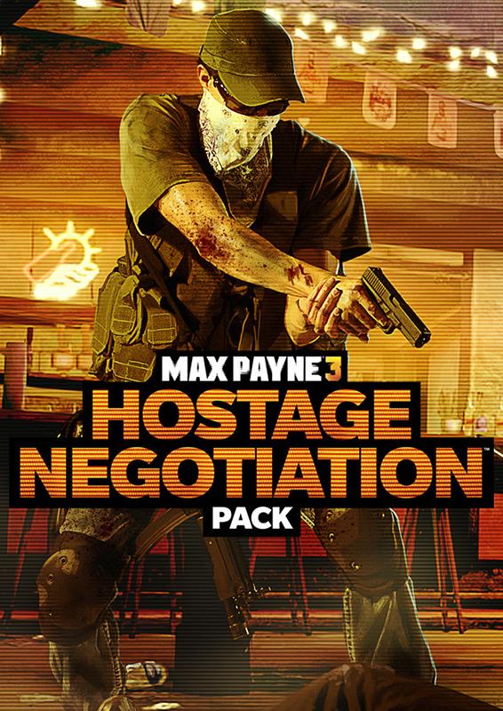 Max Payne 3. Набор «Освобождение заложников»  лучшие цены на игру и информация о игре