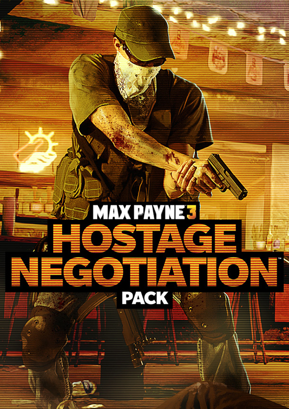 Max Payne 3. Набор «Освобождение заложников»