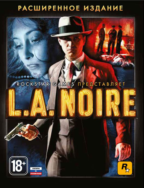 L.A. Noire. Расширенное издание [PC, Цифровая версия] (Цифровая версия) sacred 3 расширенное издание цифровая версия