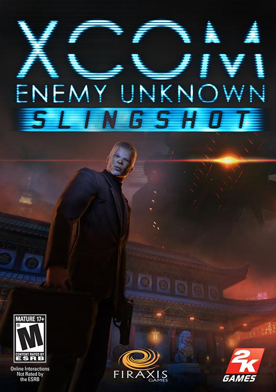 XCOM: Enemy Unknown. Набор «Праща»