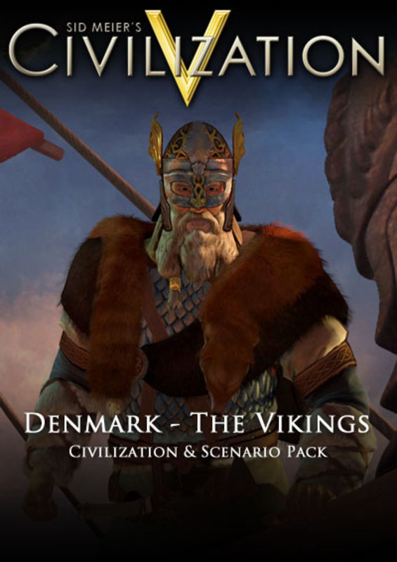 Sid Meier's Civilization and Scenario Pack. Denmark – The Vikings. Дополнение (Цифровая версия) civilization the west and the rest