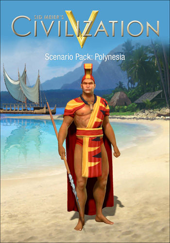 Sid Meier's Civilization and Scenario Pack. Polynesia. Дополнение [PC, Цифровая версия] (Цифровая версия) geo