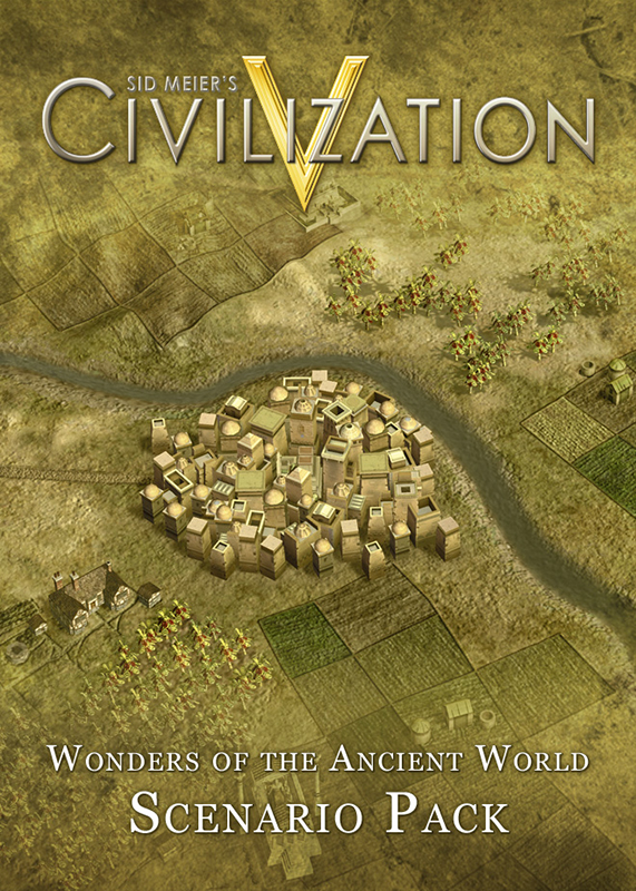 Sid Meier's Civilization V. Wonders of the Ancient World Scenario Pack. Дополнение