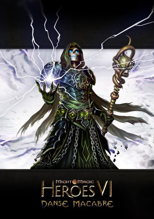 Меч и Магия: Герои VI. Пляска Смерти (Цифровая версия)Возьмите в свои руки судьбу лича Сандро, который бросает вызов людям и богам-драконам в дополнении Might &amp;amp; Magic Heroes 6. Danse Macabre.<br>