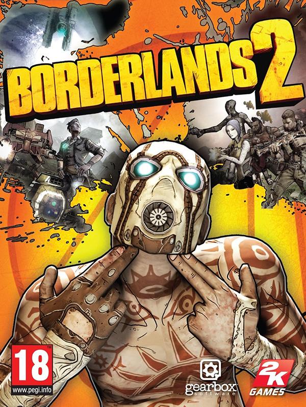 Borderlands 2. Набор материалов коллекционного издания [PC, Цифровая версия] (Цифровая версия) borderlands 2 набор господство спецназовца [pc цифровая версия] цифровая версия