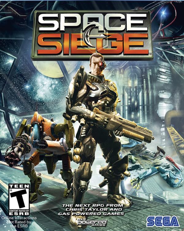 Space Siege  лучшие цены на игру и информация о игре