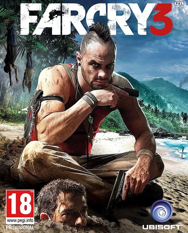 Far Cry 3 [PC, Цифровая версия] (Цифровая версия)Главный герой игры Far Cry III, Джейсон Броуди, отправляется с друзьями в отпуск на необычайно красивый тропический остров. И тут же оказывается в заложниках у банды пиратов под предводительством безумного убийцы Вааса.<br>