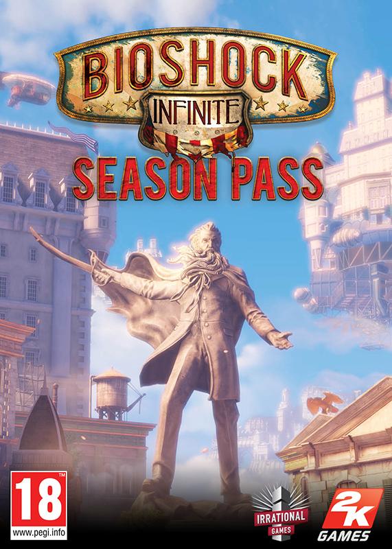 BioShock Infinite. Season Pass [PC, Цифровая версия] (Цифровая версия) bioshock infinite морская могила эпизод 2 дополнение [pc цифровая версия] цифровая версия