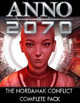 Anno 2070. Дополнение (DLC) 3: Nordamark Conflict (Цифровая версия)Дополнение Nordamark Conflict вносит в игру уникальный скин, который придаст субмарине особо стремительный внешний вид.<br>