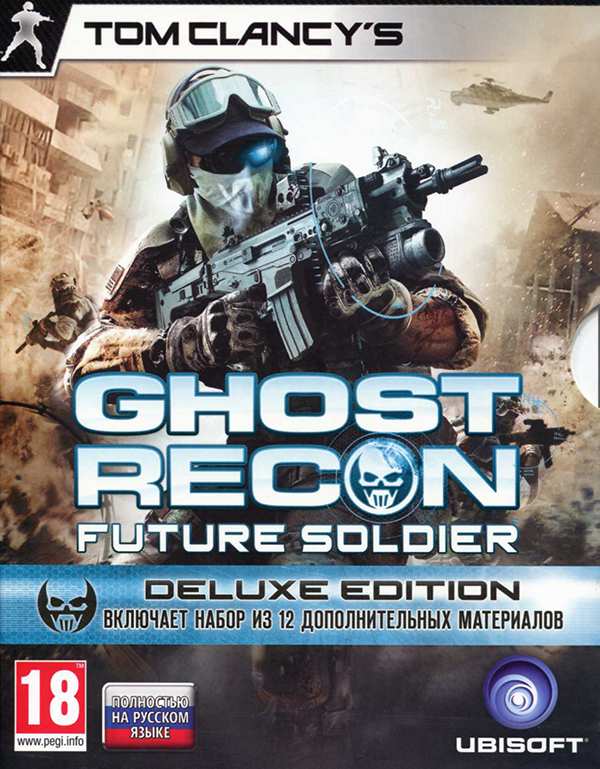 Tom Clancy's Ghost Recon: Future Soldier. Deluxe Edition [PC, Цифровая версия] (Цифровая версия) watch dogs 2 deluxe edition [pc цифровая версия] цифровая версия