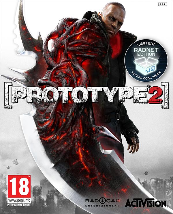 Prototype 2. Набор дополнений RADNET  лучшие цены на игру и информация о игре