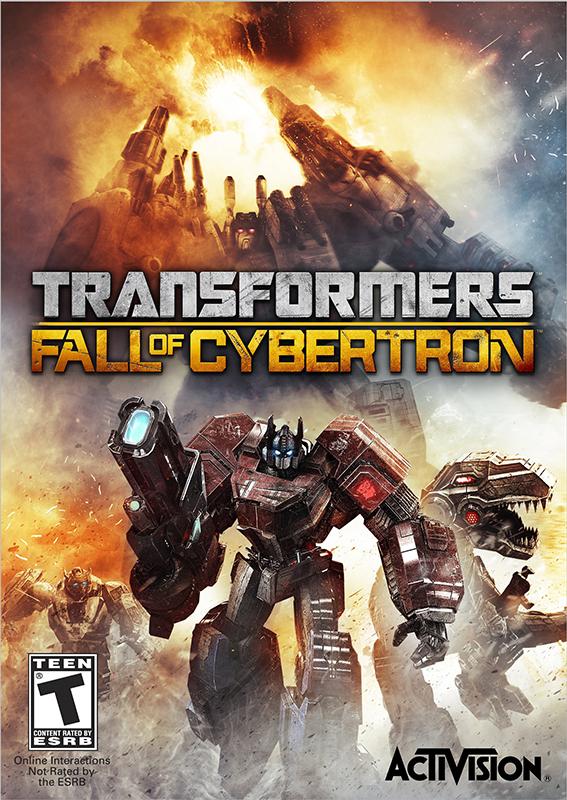 Трансформеры: Падение Кибертрона. Massive Fury Pack (Цифровая версия)