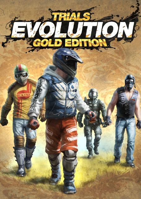 Trials Evolution: Gold Edition [PC, Цифровая версия] (Цифровая версия) watch dogs 2 deluxe edition [pc цифровая версия] цифровая версия