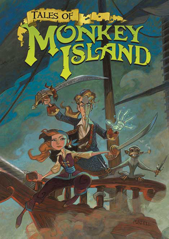 Tales of Monkey Island. Все сезоны