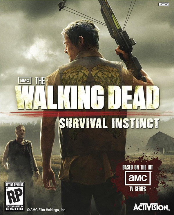 The Walking Dead. Инстинкт выживания