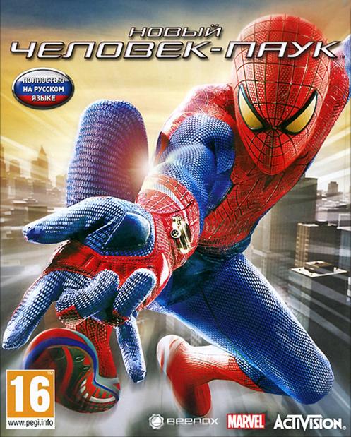 Новый Человек-паук  лучшие цены на игру и информация о игре