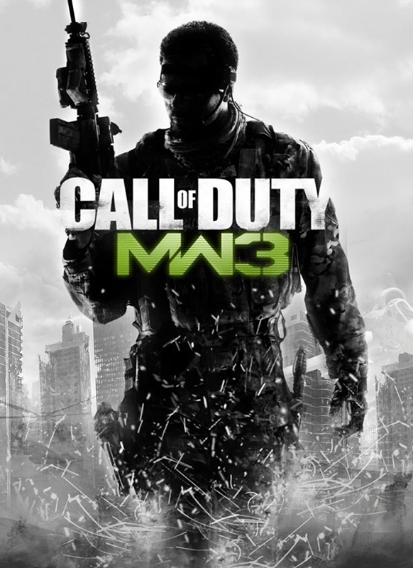 Call of Duty. Modern Warfare 3. Content collection 3. Chaos Pack