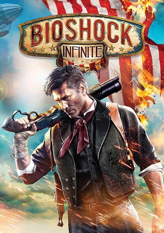 BioShock Infinite  лучшие цены на игру и информация о игре