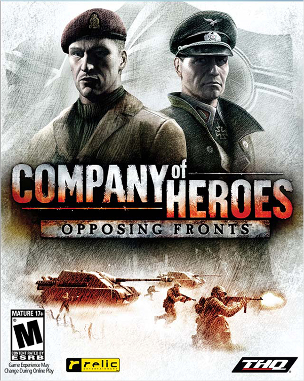 Company of Heroes: Opposing Fronts [PC, Цифровая версия] (Цифровая версия) henry p sims company of heroes