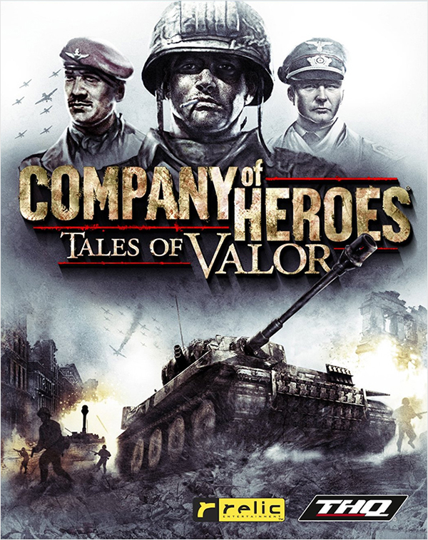 Company of Heroes: Tales of Valor [PC, Цифровая версия] (Цифровая версия) the crew набор для уличных гонок дополнение [pc цифровая версия] цифровая версия