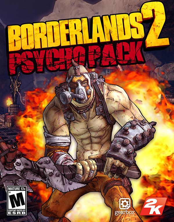 Borderlands 2. Псих Криг. Дополнение