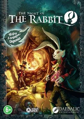 The Night of the Rabbit [PC, Цифровая версия] (Цифровая версия)Игра The Night of the Rabbit рассказывает историю мальчика по имени Джерри, который всегда хотел стать волшебником. Однажды загадочный Белый Кролик перенес Джерри в колдовское Мышелесье, где мальчик наконец-то смог осуществить мечту.<br>